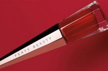 Get Your Lips Ready! Rihanna's Fenty Beauty Is Releasing Red Liquid Lipstick