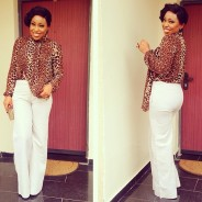 5 Things You'd Always Find in Rita Dominic's Closet