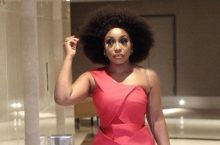 Rita Dominic Wants To Know Whether She Nailed This Structured Dress