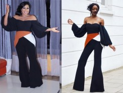 This Fashion Blogger Is Giving Rita Dominic A Run For Her Money