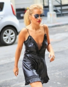 Rita Ora Just Gave This Bedtime Dress A Going-out Approval