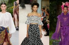 The Runway Looks You Can't Afford To Miss At New York Fashion Week