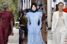 These Are The Most Standout Looks At London Fashion Week Spring 2019