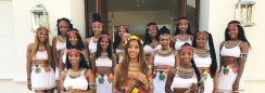 This Traditional Zulu Wedding Attire Worn By Umemulo Bride Is Too Cute