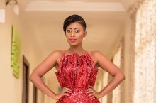 Selorm Galley-Fiawoo Just Blew Us Away With Her Glamorous Shimmering Gown