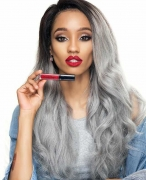 Singer Di'Ja Puts Her Flawless Makeup On Display For Trim and Prissy Beauty Campaign