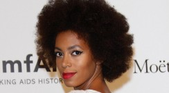 Solange Knowles Demonstrates How Braids Hairstyle Is Cute In Blonde
