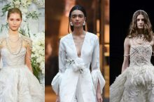 Gorgeous Bridal Gowns From Spring 2018 Bridal Week You Need To See