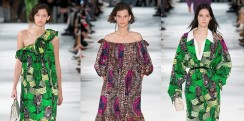 Stella McCartney Under Fire For Using White Models To Showcase Ankara Dresses At Paris Fashion Week