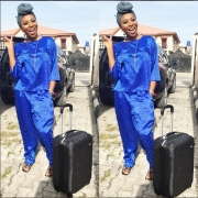 The Fresh New Way To Look Chic At The Airport, According To Stephanie Coker