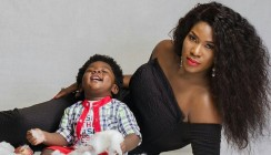 Stephanie Linus & Her Son On Motherhood In-Style Magazine Cover Is So Adorable