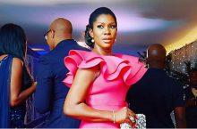 Stephanie Okereke's Dress To 2017 MBGN Is So Beautiful