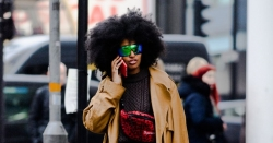 A Glimpse Of The Street Style At London Fashion Week