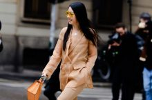 You Can't Miss The Street Style At Milan Fashion Week