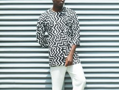 TZar's Menswear Label Is Taking Fashion Back To The 80s