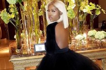 Tiwa Savage Is your New Disney Princess In This Ball Gown