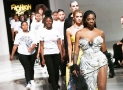 Tiwa Savage Just Made Her Runway Debut At London Fashion Week