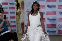 These Wedding Dresses Were Entirely Made Out Of Toilet Paper