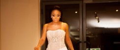 Toke Makinwa Catwalk In This Outfit Like A Supermodel