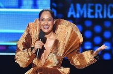 You Have To See All The Sparkly Outfits Tracee Ellis Ross Wore At American Music Awards