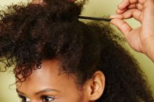 Tips for Transitioning from Relaxed to Natural Hair