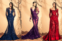Ziad Nakad Couture – Dresses You'd Wish To Have