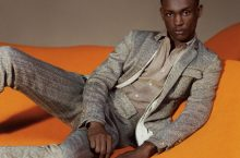 Victor Ndigwe Stars In Missoni's Spring/Summer 2016 Men's Campaign!