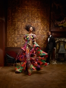 "So Captivating, Timeless and Crazy Design. Check out Vlisco's ""Splendour"" Collection"