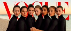 Vogue's Latest Cover Is Closing The Diversity Gap In The Fashion Industry