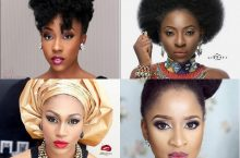 35 Wedding Makeup Ideas From Nollywood Celebrities