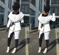 Are You Feeling It? You Have To See Yemi Alade's Crazy-Awesome Outfit