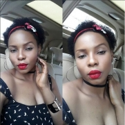 Yemi Alade is Unrecognizable in New Natural Hairstyle Debut
