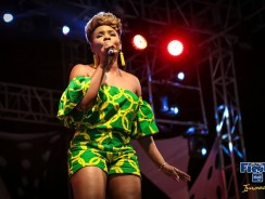 Yemi Alade's 15 Best Style Moments In 2016