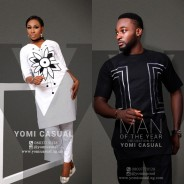 Yomi Casual Released An Excellent New Collection Lookbook Modeled By Your Fave Stars