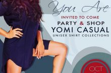 Yomi Casual Fashion Party/Shirt Collection Unveiling