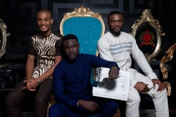 "Fashion Lable Yomi Casual Presents It's ""Fantastic Man"" Collection"