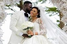 This Bride Married A Fashion Designer And Her Wedding Gown Is Darn Beautiful