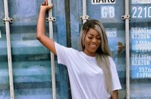 Yvonne Nelson Just Went Natural With Her Hair And We're Obsessed