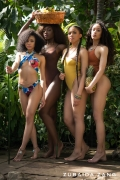 "Zubaida Zang's Stunning ""Wild (Girls of Summer)"" Swimwear Collection"