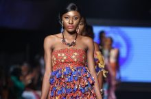 The Best Runway Looks From Africa Fashion Week Nigeria