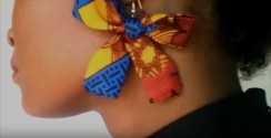 How To Make This Gorgeous Ankara Earrings Yourself