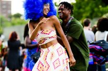 You Need To See The Street Style From Afropunk Festival 2017