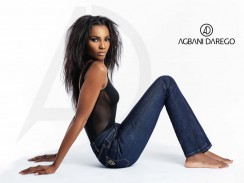 Agbani Darego's Simple But Chic Collection From Port Harcourt Native and Vogue Fashion Week