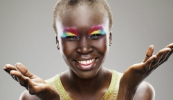 Model Alek Wek Has Inspiring Advice Every Model Of Color Must Take Note
