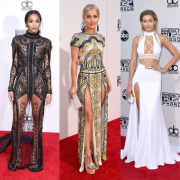 All The Red Carpet Looks From The American Music Awards
