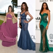 All The Gorgeous Red Carpet Looks From The Cannes amfAR Gala