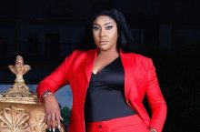 Angela Okorie Proves She Can Master The Professional And Casual Pantsuit Style
