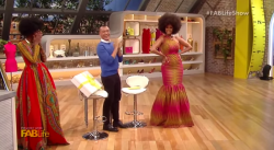 Tyra Banks Surprises The Teen Girl Whose Self-Designed Prom Dress Went Viral, and It's Amazing