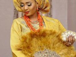 39 Stunning Aso-Eke Styles To Inspire Your Own Traditional Wedding Dress