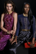 Balmain and H&M Full Look-book Is Finally Here